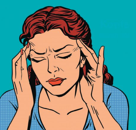 Chronische Kopfschmerzen durch Übergebrauch von Schmerz- und Migränemitteln