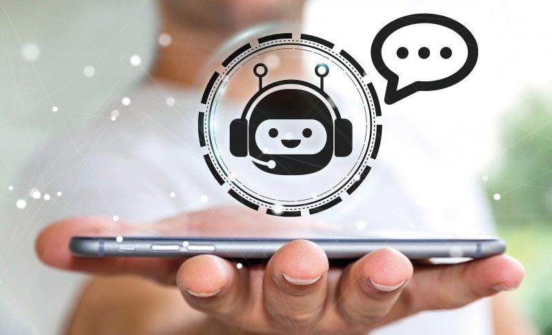 Künftig können KI-Chatbots als Entscheidungshilfen im Diagnose- und Therapieprozess dienen oder eine Lotsenfunktion im Gesundheitssystem übernehmen. Foto: chatbot/sdecoret stock.adobe.com