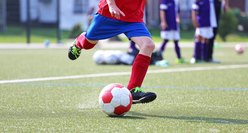 Bowlegs and Intensive Football Training in Children and Adolescents