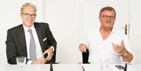 Interview mit Prof. Dr. med. Frank Ulrich Montgomery und Dr. med. Andreas Gassen