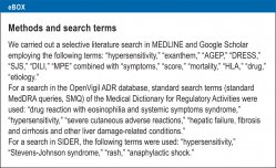 Methods and search terms