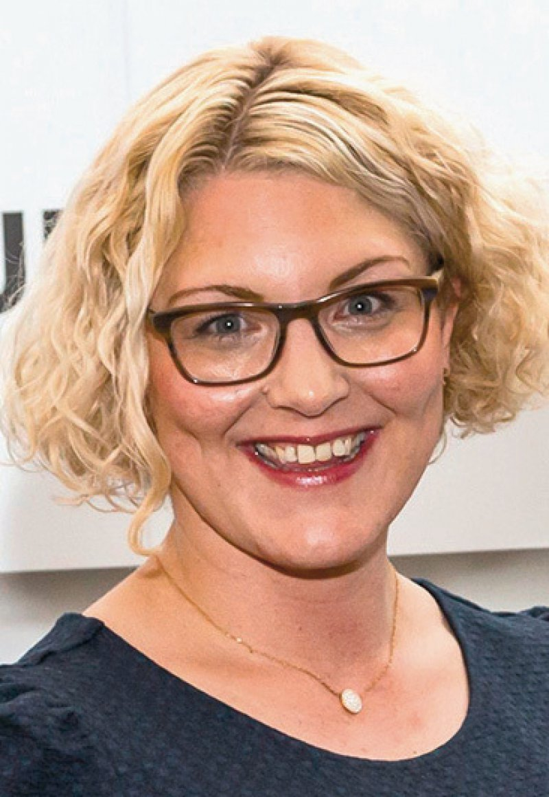 Sandra Mehmecke, Foto: Pflegekammer Niedersachsen