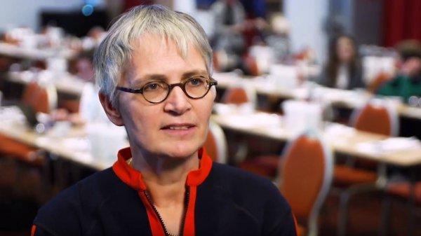 <b>Heidrun Gitter,</b> Präsidentin der LÄK Bremen