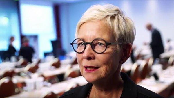 <b>Ellen Lundershausen,</b> Präsidentin der LÄK Thüringen