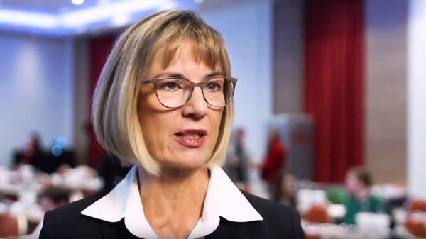 <b>Susanne Johna,</b> Vorstandsmitglied der BÄK