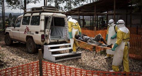 Ebola: Überlebende sterben häufig an Nierenschäden