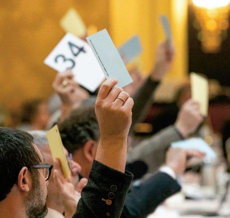 Vertreterversammlung der Kassenärztlichen Bundesvereinigung