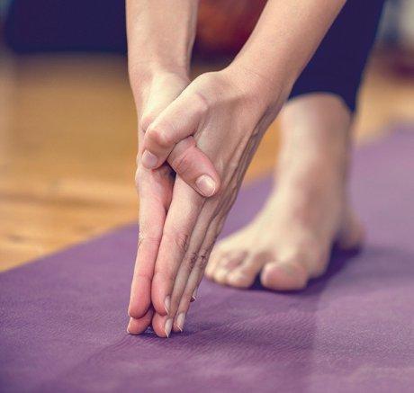 Yoga bei arterieller Hypertonie