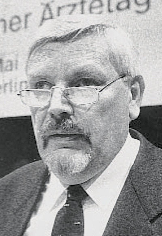 Richard Toellner, Foto: Archiv