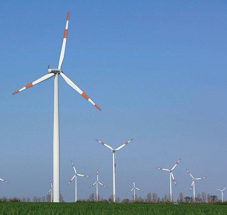 Windenergieanlagen und Infraschall