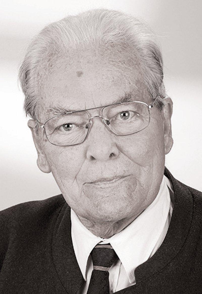 Hans-Bernhard Wuermeling, Foto: PFARR