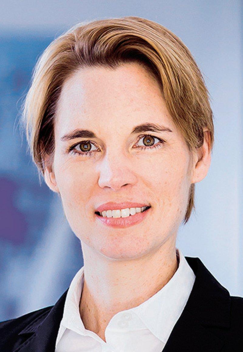 Dorothee Dormann, Foto: Magdalena Jooss