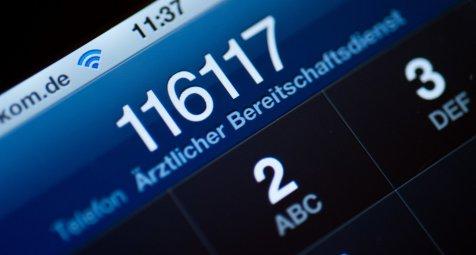 116117 wird zur umfassenden Servicenummer