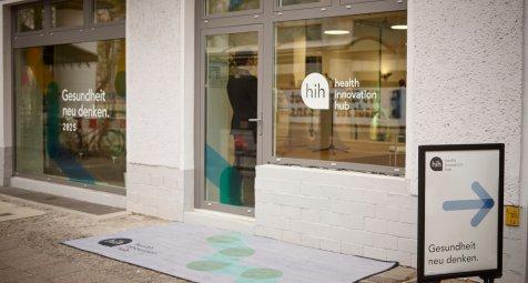 Digital-Szene: Health Innovation Hub in Berlin eröffnet
