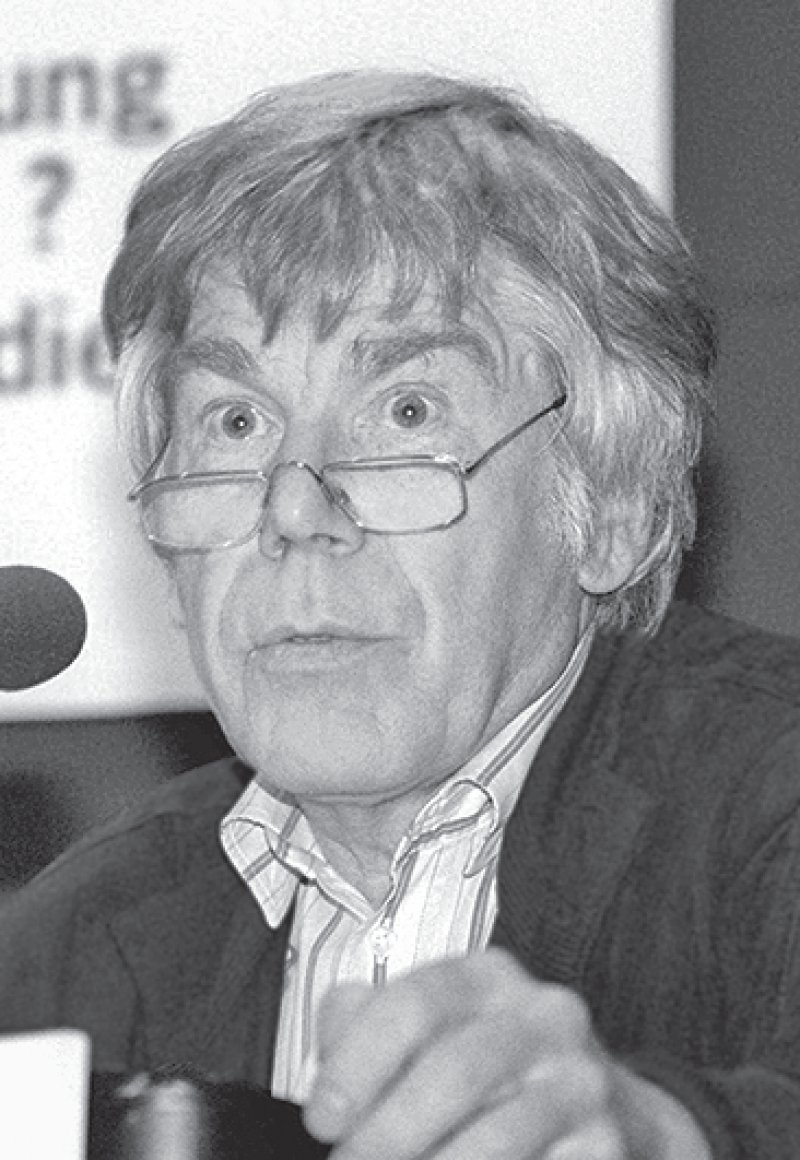 Karl Bonhoeffer, Foto: picture alliance