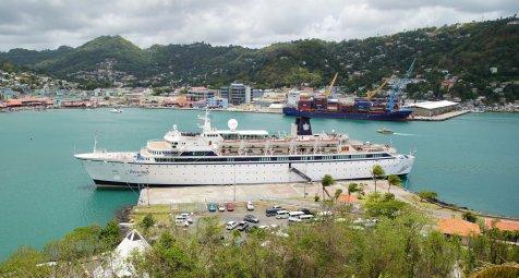 Scientology-Schiff wegen Masern vor Karibikinsel unter Quarantäne