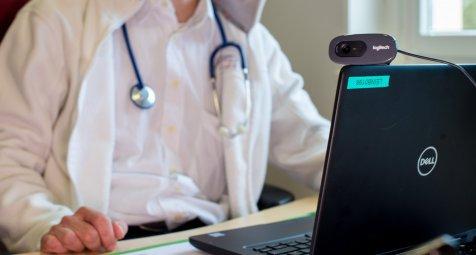 Jeder zehnte Schlaganfallpatient wird telemedizinisch versorgt