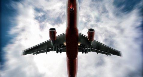 Hohe Fluglärmbelastung über der Universitätsmedizin Mainz
