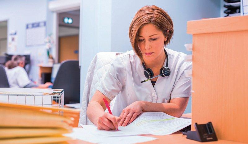 Die Ausgaben für die stationäre Krankenhausbehandlung bilden den größten Kostenblock an den Leistungsausgaben der gesetzlichen Krankenversicherung. Foto: picture alliance