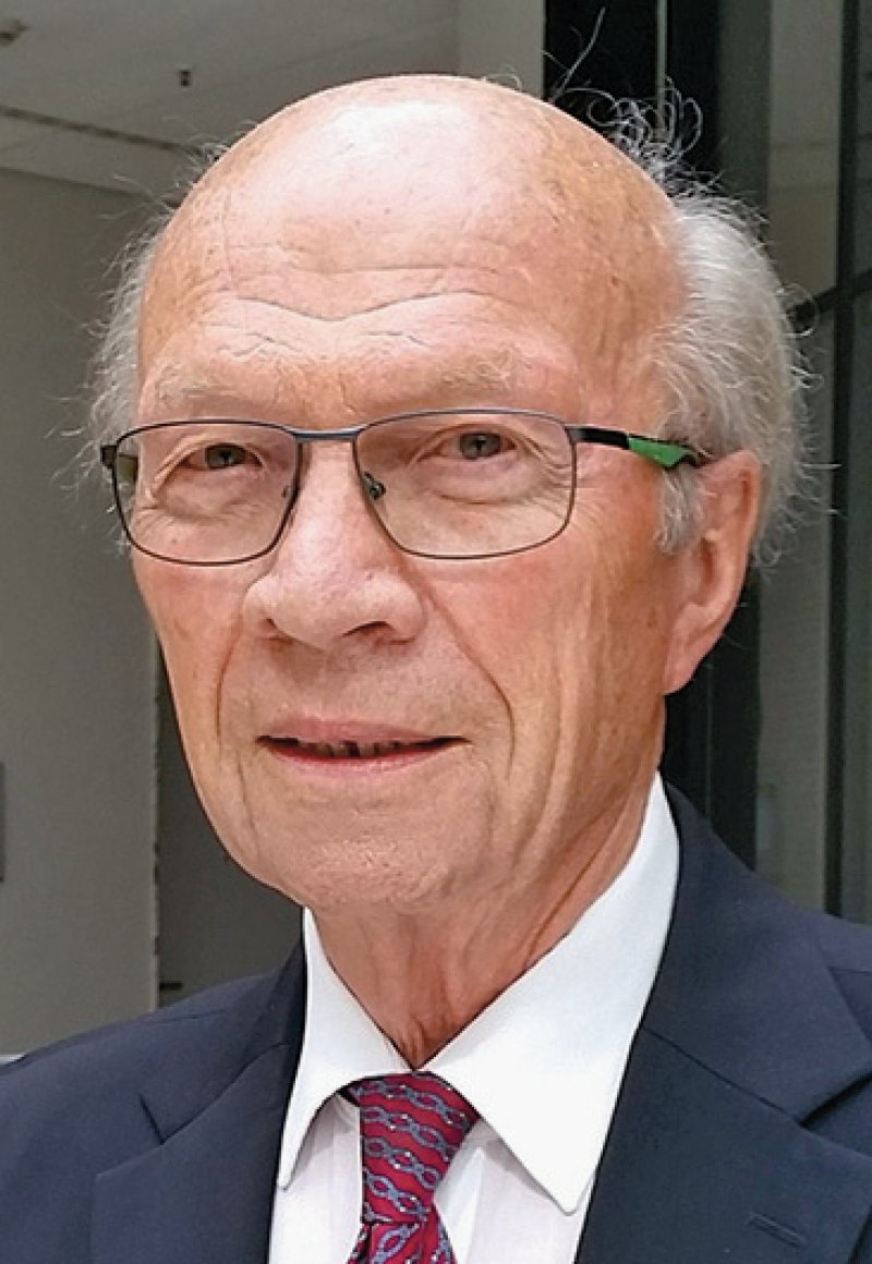 Hans Reinauer, Foto: AWMF/Dagmar Arnold