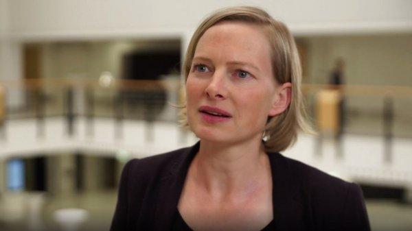 <b>Junge Ärzte:</b> Anne Wichels-Schnieber über die Versorgung von morgen