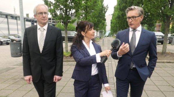 <b>Rüdiger Smektala und Hans-Peter Peters,</b> ÄK Westfalen-Lippe, im Interview
