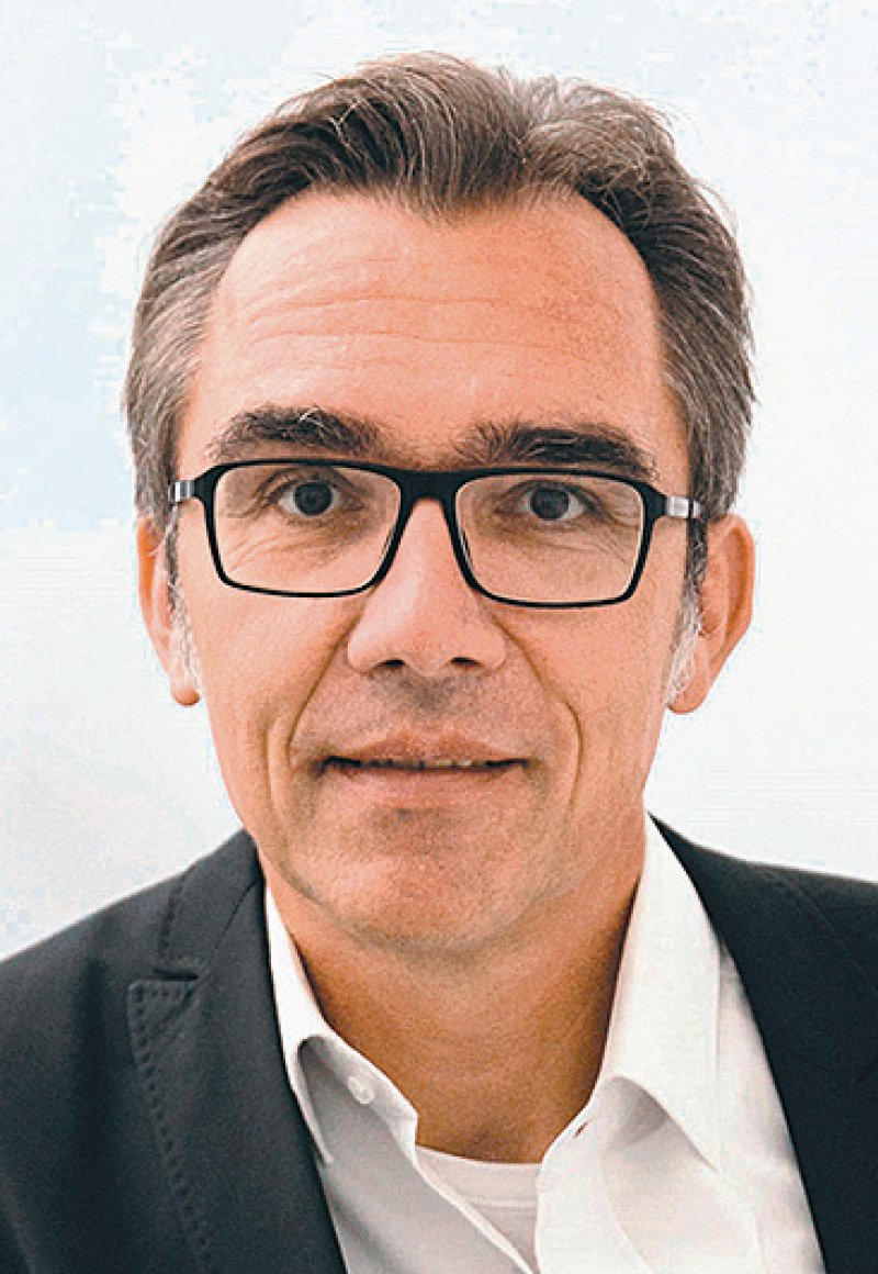 Jürgen Popp, Foto: Sven Döring Leibniz-IPHT