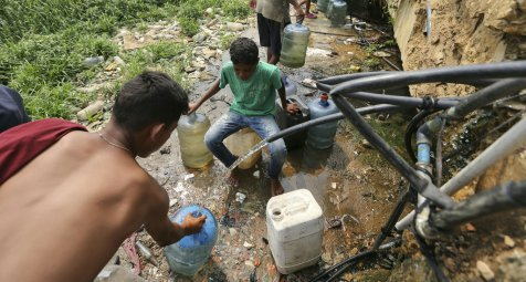 Milliarden Menschen haben kein sicheres Trinkwasser