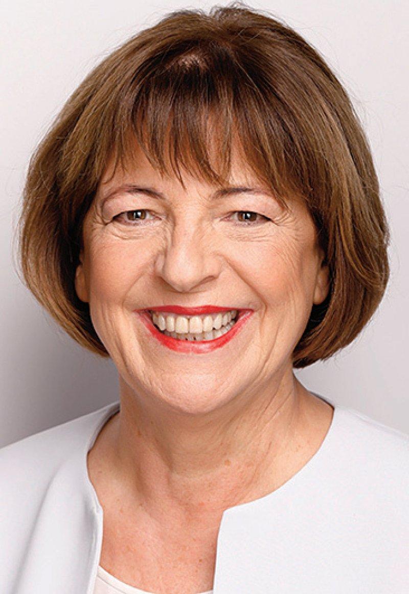 Ulla Schmidt, Foto: Copyright Ulla Schmidt