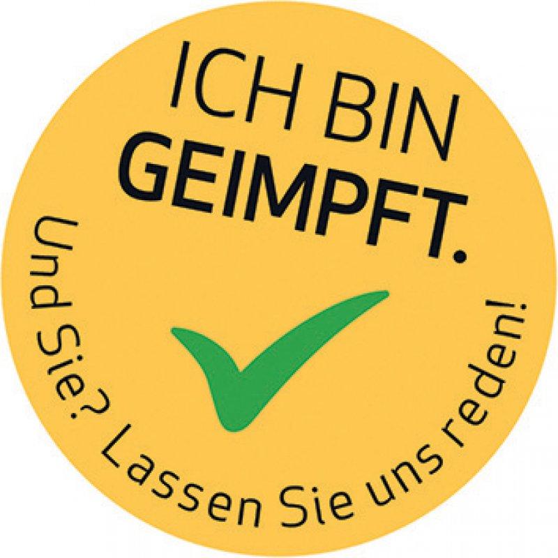 Die Impfkampagne des Deutschen Ärzteverlags finden Sie im Internet unter: www.ichbingeimpft.de