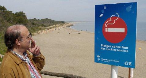 Drei Strände auf Mallorca sollen rauchfrei werden