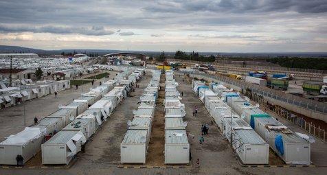 EU bewilligt Milliardenpaket für Flüchtlingsversorgung in der...
