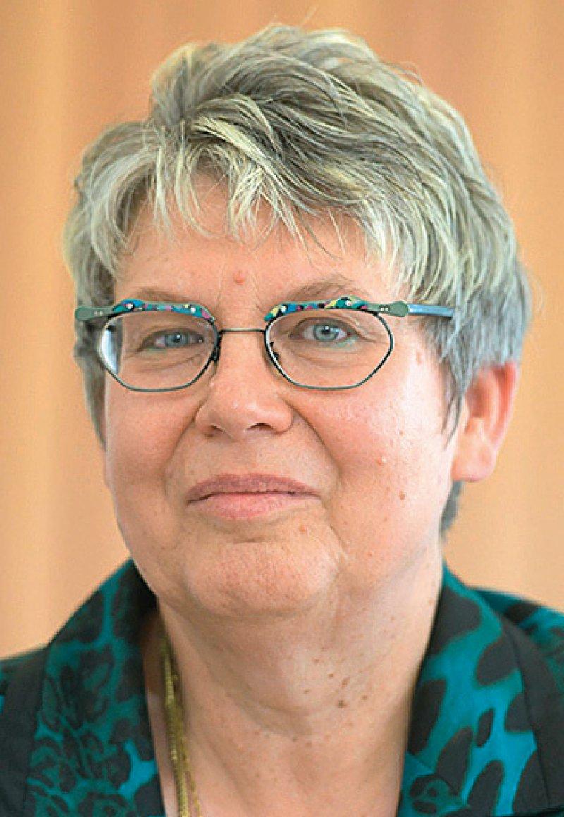 Rosa Adelinde Fehrenbach, Foto: picture alliance/BeckerBredel