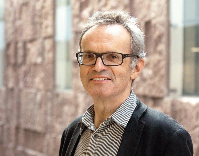 """Klaus Obert ist Leiter eines Sozialpsychiatrischen Dienstes in Stuttgart und Mitautor des Buches """"Aufsuchende psychiatrische Arbeit"""" im Psychiatrie Verlag, Köln. Foto: privat"""