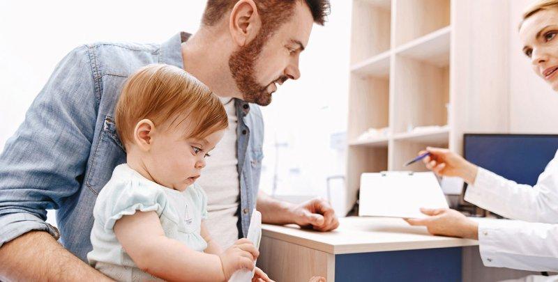 3,3 Prozent der Kinder in Deutschland sind bis zum 2. Lebensjahr gänzlich ungeimpft. Foto: Viacheslav Iakobchuk/stock.adobe.com