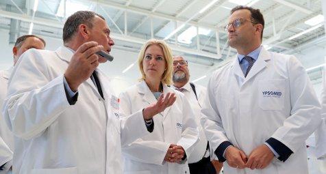Ypsomed startet Produktion in Schwerin