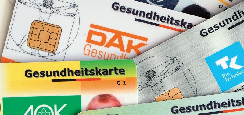 Die Aufsicht über die Krankenkassen ist derzeit ein Streitthema im politischen Berlin. Foto: picture alliance/Jens Kalaene/ZB/dpa