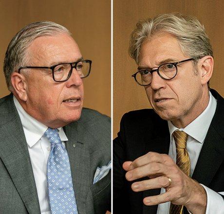 Interview mit Dr. med. (I) Klaus Reinhardt Dr. med. Andreas Gassen