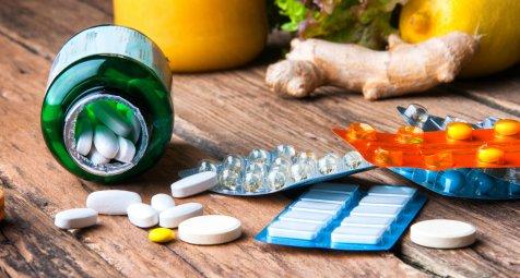 Nahrungsergänzungsmittel: Grenzwerte werden zu häufig überschritten