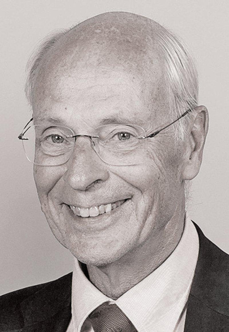 Rudolf Janzen, Foto: Reiner Freese