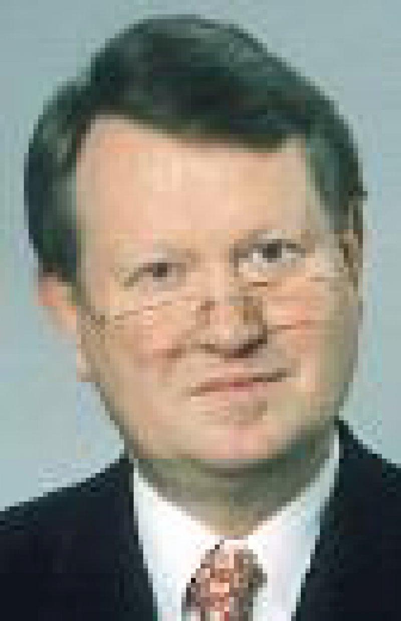 Berndt Lüderitz. Foto: privat