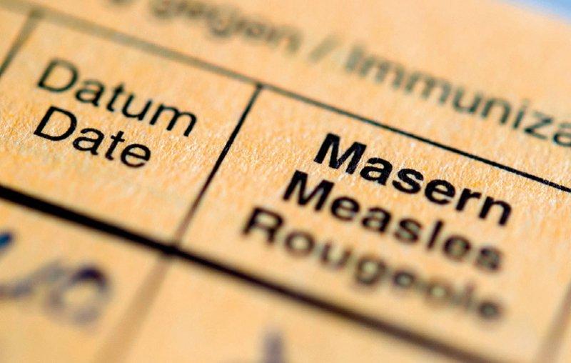 Über die Impfpflicht wird in Deutschland derzeit gestritten. Foto: dpa