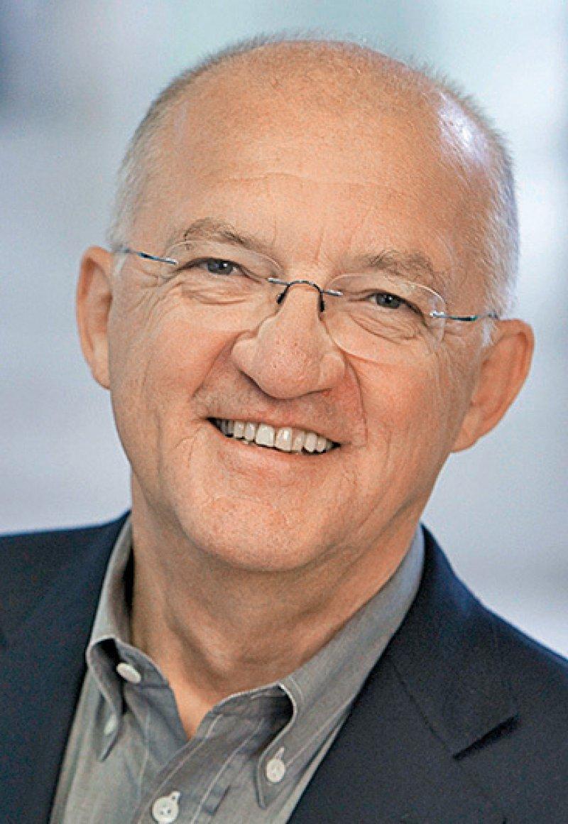Axel Ullrich, Foto: MPI für Biochemie/Axel Griesch