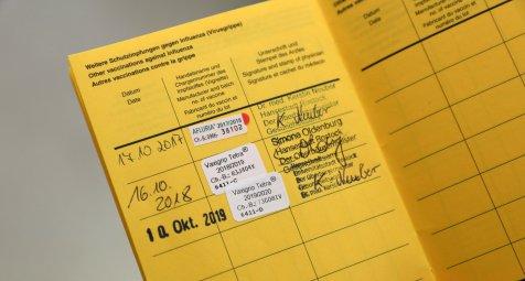 Erste Grippe-Fälle, aber noch keine Welle in Bayern
