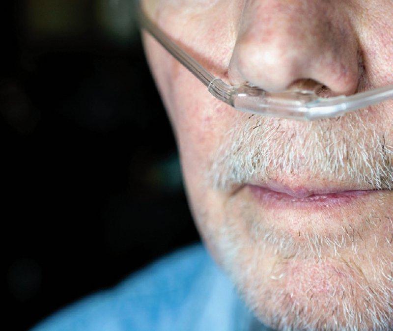 Der Vorbericht zum DMP COPD kann noch bis zum 10. Dezember kommentiert werden. Foto: wwing/iStock