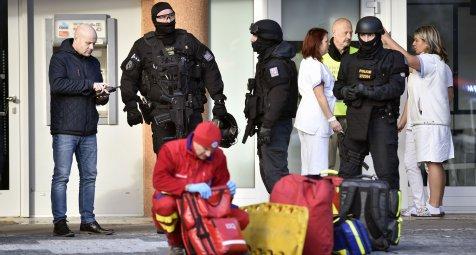 Sechs Tote nach Schüssen in Uniklinik in Tschechien