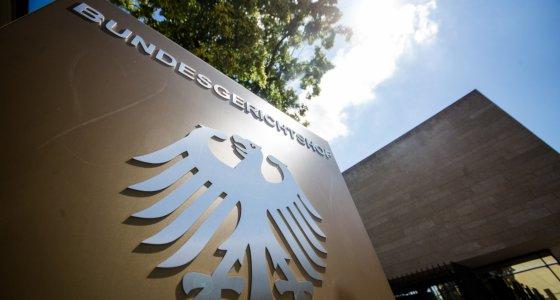 Bundesgerichtshof in Karlsruhe / picture alliance