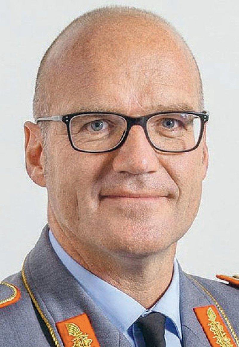 Hans-Ulrich Holtherm, Foto: Bundeswehr