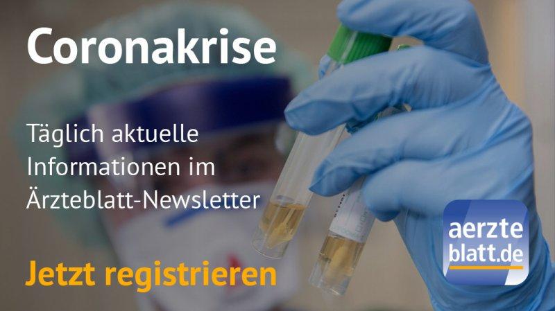 Coronakrise: Newsletter