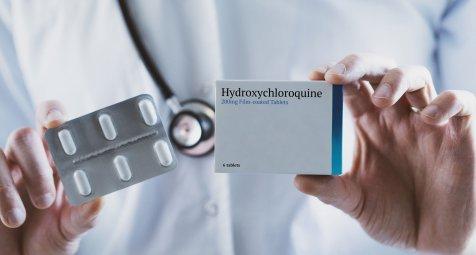 Hydroxychloroquin kann Personal nicht vor SARS-CoV-2 schützen